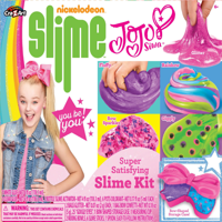 Nickelodeon Jojo Slime Kit