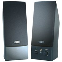 Cyber Acoustics 2-Piece USB Powered Computer Speaker System