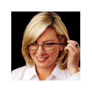0ce84c73de5 1.0-4.0x Magnifying Fold Flip Down Women Makeup Glasses Eye Mascara Make up  Reading