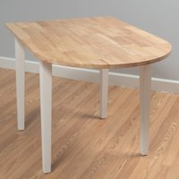Target Marketing Systems Tiffany Dining Table with Drop Leaf