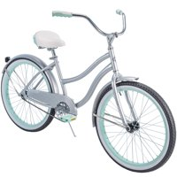 """Huffy 24"""" Cranbrook Girls' Cruiser Bike with Perfect Fit Frame"""