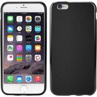 Cellet TPU/PC Proguard Case with Carbon Fiber Image for Apple iPhone 6