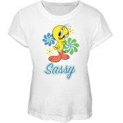 Looney Tunes - Tweety Sassy Girls Youth T-Shirt