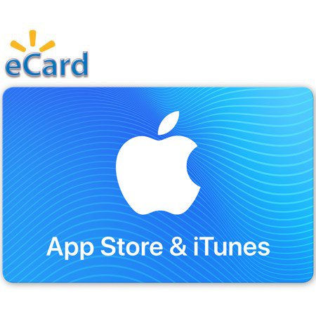 itunes card email delivery