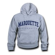 new style 23f1c 3b3f5 Marquette Golden Eagles Game Day Hoodie (Gray)