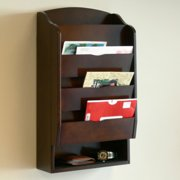 Proman Wooden Door Entry Organizer