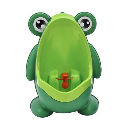 BH Baby Potty Training Little Boys' Urinal - Green Frog - image 3 of 3