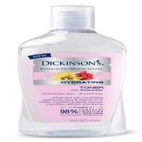 Dickinson's Enhanced Witch Hazel Hydrating Toner with Rosewater, 16 fl oz