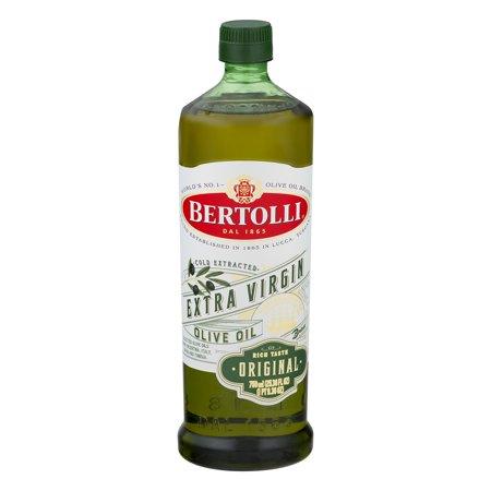 Bertolli Extra Virgin Olive Oil, 25.5 fl oz (Best Lebanese Olive Oil)