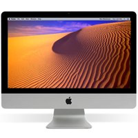 "Apple iMac 21.5"" Desktop Computer Intel Core i5 2.5GHz Processor 4GB of RAM 500GB HD Mac OS Sierra MC309LL/A - Refurbished"