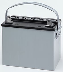 Replacement for BOBCAT ZT-225 MOWER BATTERY replacement