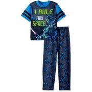 77100a1754 Star Wars Boys  Galactic 2-Piece Pajama Set
