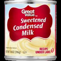 (6 Pack) Great Value Sweetened Condensed Milk, 14 oz