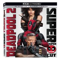Deadpool 2 (4K Ultra HD + Blu-ray + Digital)
