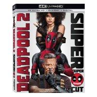 Deadpool 2 (4K Ultra HD + Blu-ray + Digital)