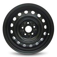 "Road Ready Replacement 16"" Black Steel Wheel Rim 07-11 Toyota Camry 5 Lug"