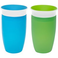 Munchkin Miracle 360 Spoutless Sippy Cup - 2 pack