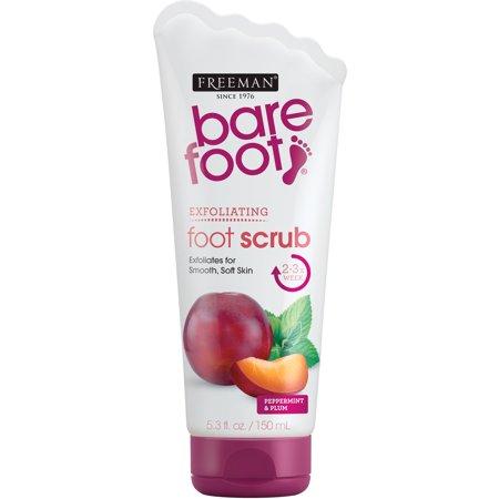 - Freeman Bare Foot Creamy Pumice Foot Scrub, 5.3 fl oz