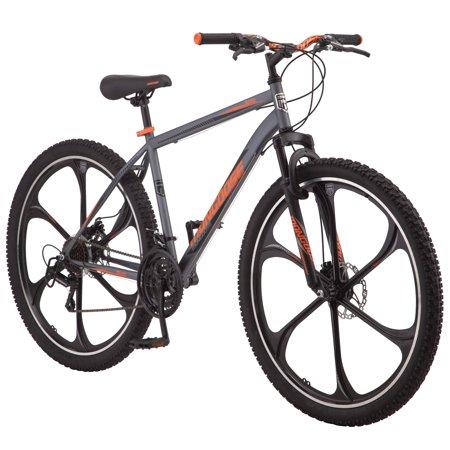 Mongoose 29 Men S Billet Mountain Bike Walmart Com