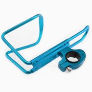TrendBox Alloy Bicycle Bike Water Bottle Cage For Sports Drinking Racing Outdoor Mountain Hiking Lightweight Easy