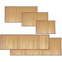 InterDesign Formbu Bamboo Floor Mat Collection