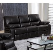 Black Leather Couches - Walmart.com