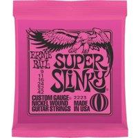 Ernie Ball Super Slinky Electric Guitar Strings