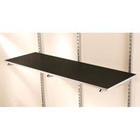 Rubbermaid Home Prod Dorfile FG5E22FTCSLRK FastTrack 4' Multi-Purpose Shelf