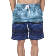1e27b60ec2 LELINTA Mens Breathable Board Shorts Swim Trunks Hybrid Short