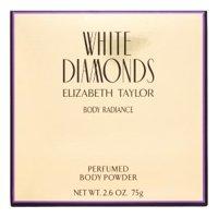 Elizabeth Taylor White Diamonds Perfumed Dusting Powder, 2.6 Oz