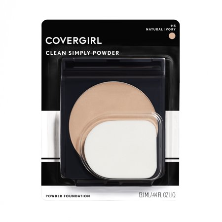 COVERGIRL Clean Simply Powder Foundation, 515 Natural Ivory Christian Dior Powder Foundation