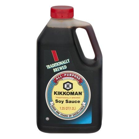 Tabasco Soy Sauce - (2 Pack) Kikkoman Soy Sauce, 1.25 QT