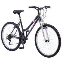 "26"" Roadmaster Granite Peak Women's Mountain Bike, Black"