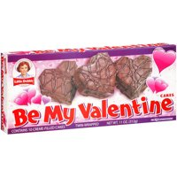 Little Debbie Family Pack Be My Valentine Choc Snack Cakes, 11 oz