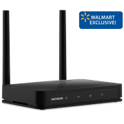 NETGEAR AC750 Dual Band Smart WiFi Router, 5-port Fast Ethernet (R6020)