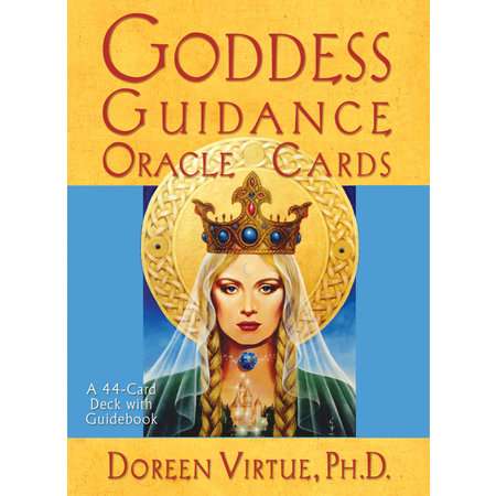 Goddess Guidance Oracle Cards - 1 Goddess Braid