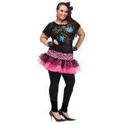 2f4e315b4bc9d Adult 80s Pop Diva Plus Size Costume - Size 16-22