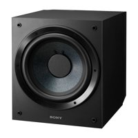 """Sony 115W 10"""" Home Theater Active Subwoofer - SA-CS9"""