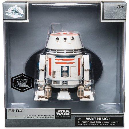 Version Diecast Figure - Star Wars Elite Series R5-D4 Diecast Figure