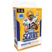 18 Panini Score Football Hanger Box Trading Cards