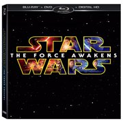 Star Wars: The Force Awakens (Blu-ray + DVD + Digital HD)