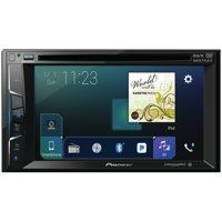 "Pioneer AVH-1300NEX 6.2"" Double-DIN In-Dash NEX DVD Receiver with Bluetooth, Apple CarPlay, FLAC Audio and SiriusXM Ready"