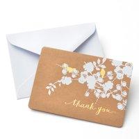 Gartner Studios Bird Thank You Card