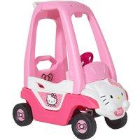 Dynacraft Hello Kitty Push-N-Play