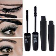 33632b41dca Fashion Younique 3D Fiber Eyelash Mascara Extension Makeup Black Waterproof  Sealed Eye Lashes