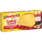 New York Bakery® Mamma Bella's® Recipe Garlic Toast 13.25 oz. Box