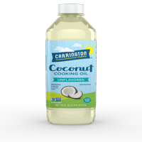 Carrington Farms Coconut Cooking Oil, 16.0 FL OZ