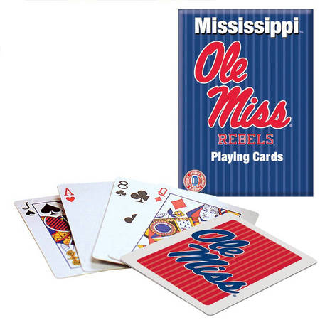 Ole Miss Salt (Officially Licensed NCAA Ole Miss Playing)