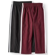 Jersey Taped Pants, 2-pack (Toddler Boys)