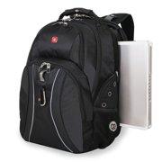 SwissGear ScanSmart Laptop Backpack - Black 84874b8af072a